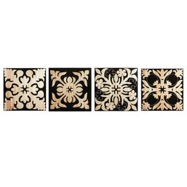 4 Piece Delaney Wall Décor
