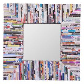 Square Hestia Wall Mirror