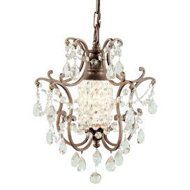 Murray Feiss Maison de Ville Chandelier