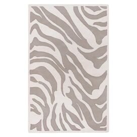 Safari Rug in Taupe Beige