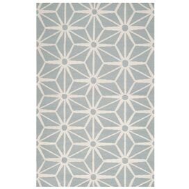 Jaffray Rug in Cloud Blue