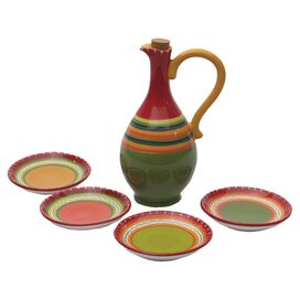 5-Piece Phoenix Olive Oil Set