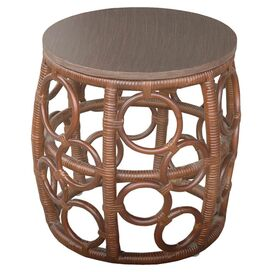 Roma Teak Side Table