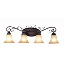 Victoria 4-Light Wall Sconce