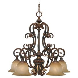 Alante Down Chandelier