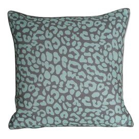 Namir Pillow in Harbor Gray