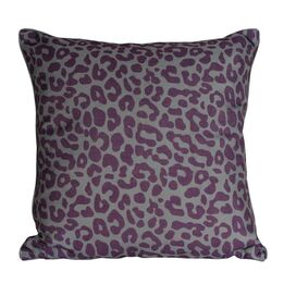 Namir Pillow in Plum