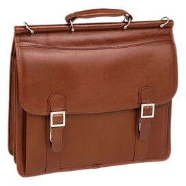 Halsted Leather Briefcase