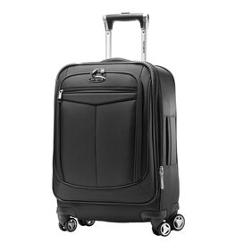 "21"" Silhouette Spinner Suitcase in Black"