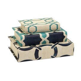 3 Piece Hadley Book Box Set
