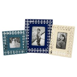 3 Piece Coast Picture Frame Set