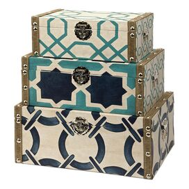 3 Piece Hadley Decorative Box Set