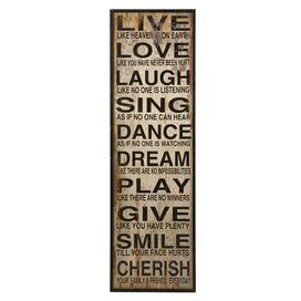 Cherish Wall Art