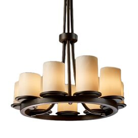 CandleAria 9-Light Chandelier