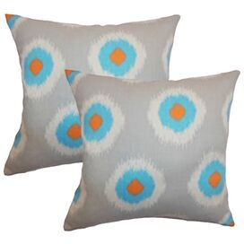 Drew Pillow in Orange
