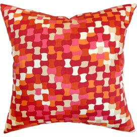 Gaya Pillow in Berry