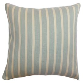 Clara Pillow in Light Blue