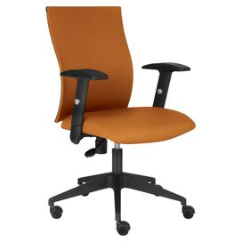 Caza Office Chair in Orange