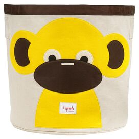 Monkey Storage Basket