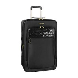 "Anne Klein Quilted Detail 24"" Wheeled Suitcase"