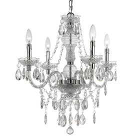 Fashion Chandelier in Clear