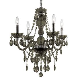 Fashion Chandelier in Black