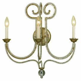 Candice Olson Camerson 3-Light Sconce