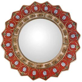 Medallion Wall Mirror