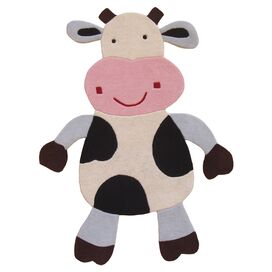 Happy Cow 3' x 5' Rug