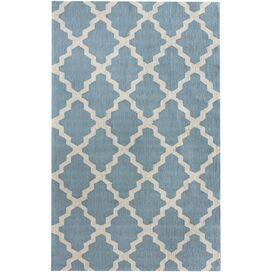 Delaney Rug in Light Blue