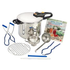 9 Piece Duo Pressure Canning Set
