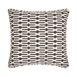Neutral Territory Pillow in Tobacco