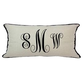 Personalized Myrtle Pillow