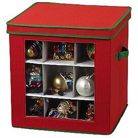 Small Jolly Ornament Chest