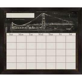 Brooklyn Bridge Calendar
