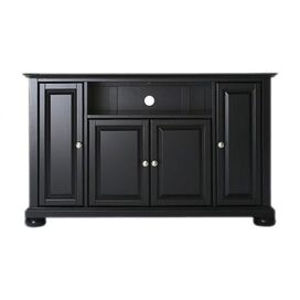 Small Alexandria Media Console in Black