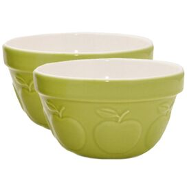 1.25-Quart Apples Mixing Bowl
