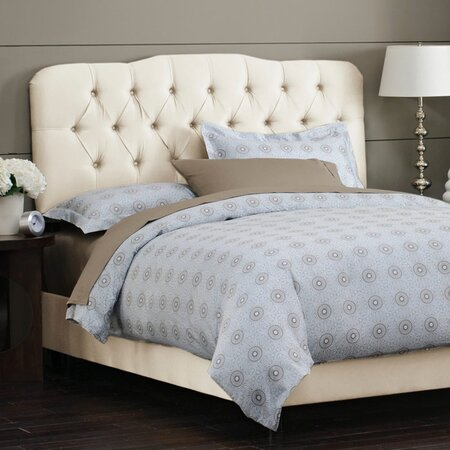 Milo Tufted Bed