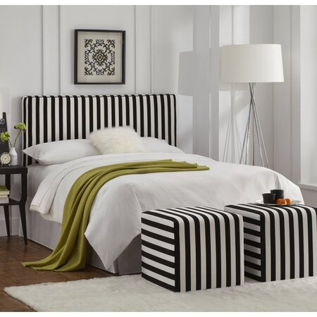 Stripes Headboard
