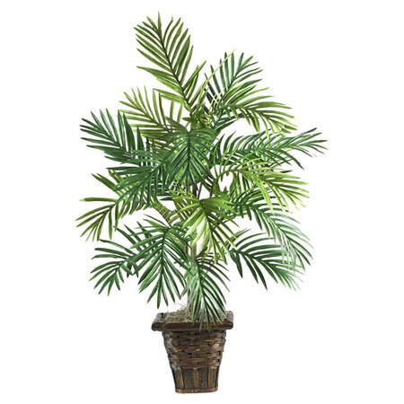 Silk Areca Palm Plant