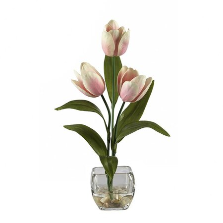 Faux Tulip Arrangement