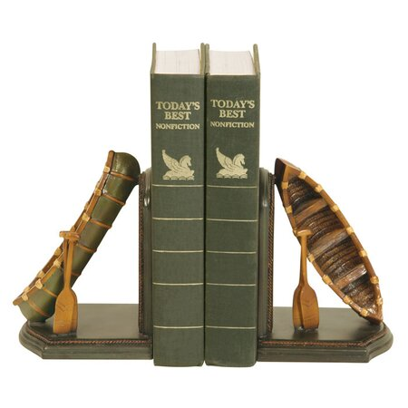 Camp Wobegone Bookend (Set of 2)