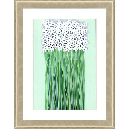 Botanical X Framed Print