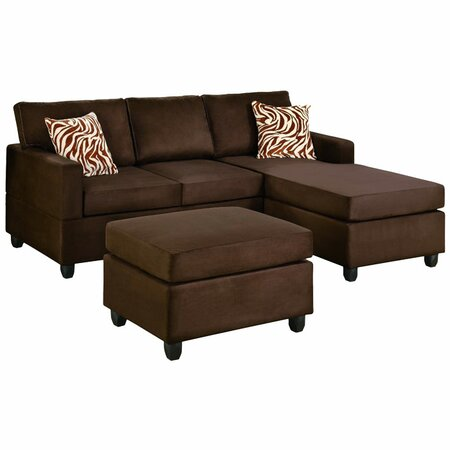Sectionals joss and main for Bobkona sectional sofa with ottoman
