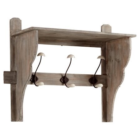 Frisco Wall Mount Coat Rack