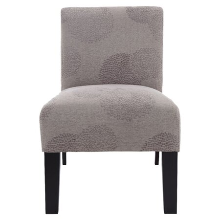 Deco Accent Chair in Lavender