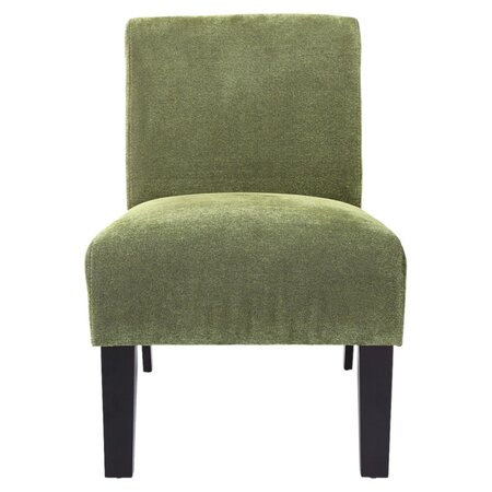 Paulina Accent Chair in Green