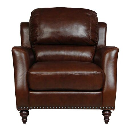 Bradford Leather Arm Chair