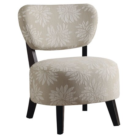 Waldorf Accent Chair in Beige