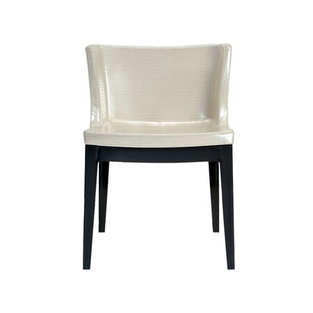 Mademoiselle Chair in Pearl